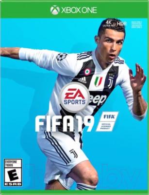 Игра для игровой консоли Microsoft Xbox One Fifa 19