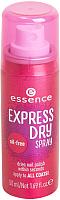 Сушка для лака Essence Express Dry Spray (50мл) -