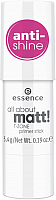 Основа под макияж Essence All About Matt! T-Zone Primer Stick (5.4г) -