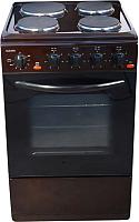 Плита электрическая Cezaris ЭП НД 1000-05 (коричневый) -