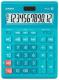Калькулятор Casio GR-12C-LB-W-EP (голубой) -