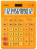 Калькулятор Casio GR-12C-RG-W-EP (оранжевый) -