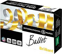 Бумага Ballet Brilliant A4 80г/м 500л -