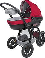 Детская универсальная коляска Chicco Trio Activ3 Kit Car (red berry) -
