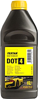 Тормозная жидкость Textar DOT 4 / 95002200 (1л) -