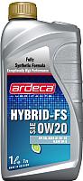 Моторное масло Ardeca Hybrid-FS 0W20 / ARD010015-001 (1л) -