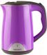 Электрочайник Galaxy GL 0301 (фиолетовый) -