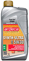 Моторное масло Ardeca Synth-Ultra 5W30 / P01231-ARD001 (1л) -