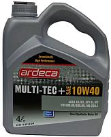 Моторное масло Ardeca Multi-Tec+ 10W40 / ARD010017-004 (4л) -