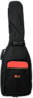 Чехол для гитары Mingde NGB141 (черный/красный) -