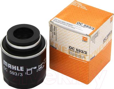 Масляный фильтр Knecht/Mahle OC593/3