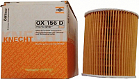 Масляный фильтр Knecht/Mahle OX156D -
