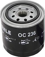 Масляный фильтр Knecht/Mahle OC236 -