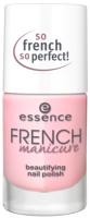 Лак для ногтей Essence French Manicure Beautifying Nail Polish тон 01 -