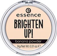 Пудра компактная Essence Brighten Up! тон 10 (9г) -