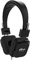 Наушники-гарнитура Ritmix RH-605M (черный) -