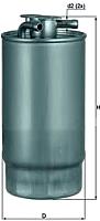 Топливный фильтр Knecht/Mahle KL160/1 -