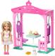 Кукла с аксессуарами Barbie Челси и зверушка / FDB32/FDB34 -