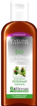 Шампунь для волос Eveline Cosmetics Bio репейная аптека