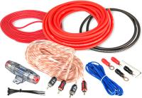 Комплект проводов для автоакустики AURA AMP-2208 -