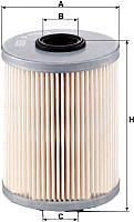 Топливный фильтр Mann-Filter P733/1X -