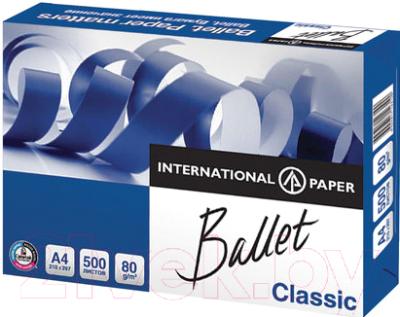 Бумага Ballet Classic ColorLok A4 80г/м 500л