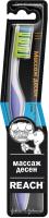 Зубная щетка REACH Dualeffect средняя -