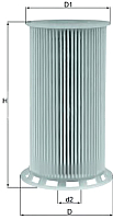 Топливный фильтр Knecht/Mahle KX386 -