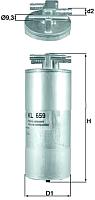 Топливный фильтр Knecht/Mahle KL659 -