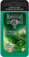 Гель для душа Le Petit Marseillais Сосна и эвкалипт 3 в 1 (250мл) -