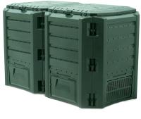 Компостер Prosperplast Compogreen 800 / IKSM800Z-G851 (зеленый) -