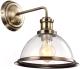 Бра Arte Lamp Oglio Bronze A9273AP-1AB -