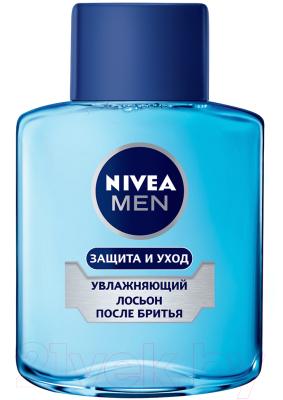 Лосьон после бритья Nivea Men увлажняющий защита и уход (100мл)