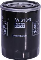 Масляный фильтр Mann-Filter W610/9 -