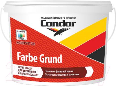 Грунтовка CONDOR Farbe Grund (3.75кг)
