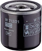 Масляный фильтр Mann-Filter W712/21 -