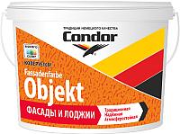 Краска CONDOR Fassadenfarbe Objekt (1.5кг) -