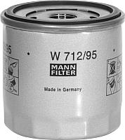Масляный фильтр Mann-Filter W712/95 -