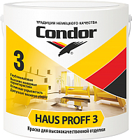 Краска CONDOR Haus Proff 3 (6.5кг) -