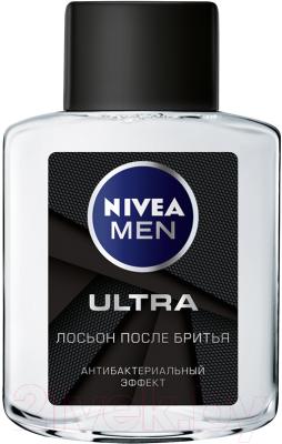 Лосьон после бритья Nivea Men Ultra (100мл)