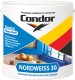 Краска CONDOR Nordweiss 30 (850г, белый) -