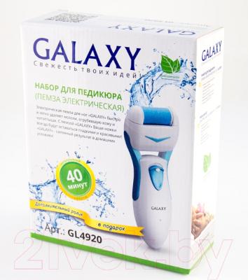 Электропилка для ног Galaxy GL 4920