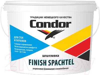 Шпатлевка CONDOR Finish Spachtel