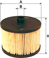 Топливный фильтр LYNXauto LF-1311 -