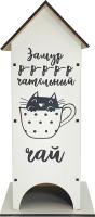 Чайный домик Grifeldecor Котенок / BZ181-10W217 -