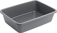 Туалет-лоток Ferplast Kitty / 72042099 (серый) -