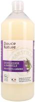 Мыло жидкое Douce Nature Марсельское с эфирным маслом лавандина (1л) -