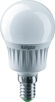Лампа Navigator NLL-G45-7-230-4K-E14 -