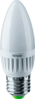 Лампа Navigator NLL-C37-7-230-2.7K-E27-FR -