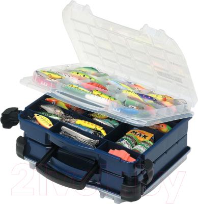 Ящик рыболовный Plano 3952-10 - Пример заполнения